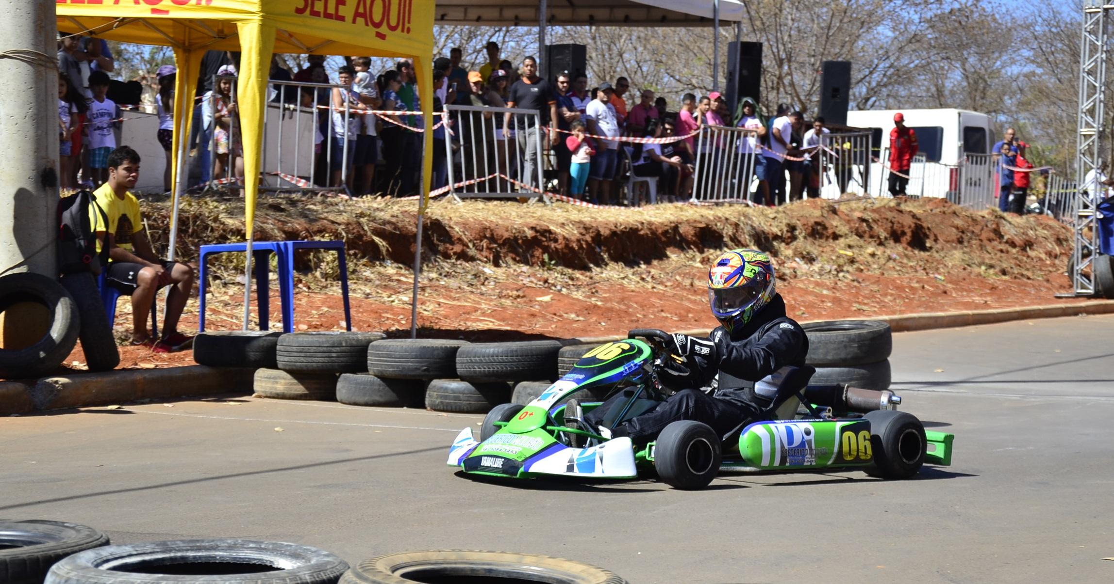 Imagem de destaque Circuito de Kart 2017